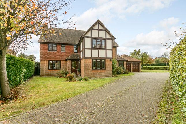 5 bed detached house for sale in Sherenden Park, Tonbridge, Kent