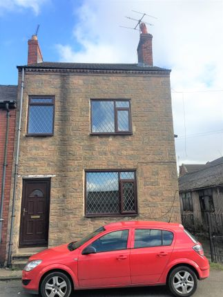 Thumbnail End terrace house to rent in Hepworth Street, Castleford