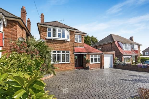 Thumbnail Detached house to rent in St. Pauls Wood Hill, Orpington