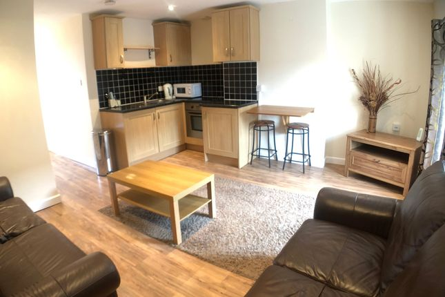 Thumbnail Flat to rent in Tower Lane, Alnwick, Northumberland