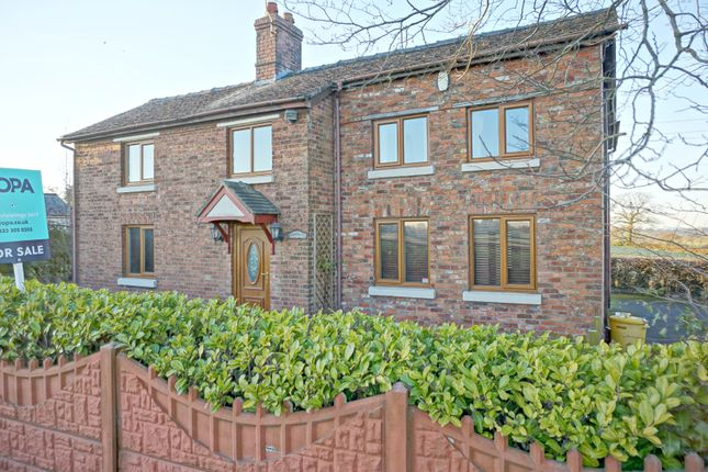 Thumbnail Detached house for sale in Broughall, Whitchurch