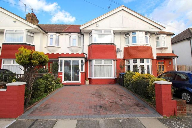 Thumbnail Terraced house for sale in Purley Road, Edmonton