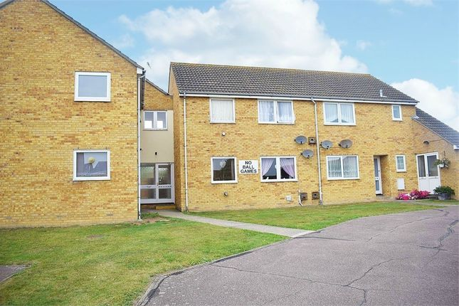 Thumbnail Flat for sale in Ferndale Close, Clacton-On-Sea, Essex