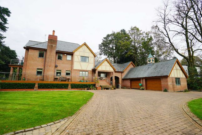 Thumbnail Detached house for sale in The Lake House, Sudbury Drive, Lostock