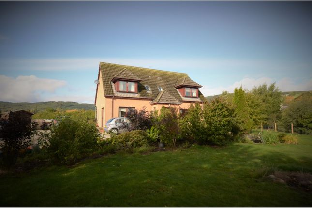 Thumbnail Detached house for sale in Blairninich, Strathpeffer