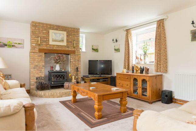 Living Room of High Street, Upper Dean, Huntingdon PE28