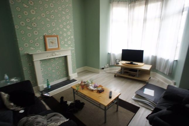 Thumbnail Terraced house to rent in Stacey Road, Roath, Cardiff