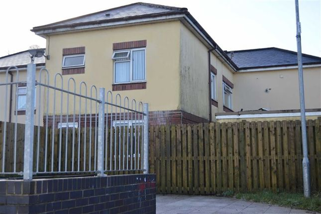 Thumbnail Terraced house to rent in Limeslade Close, Hiwaun, Aberdare