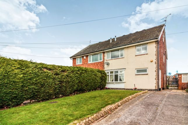 Thumbnail Semi-detached house for sale in Bawtry Road, Brinsworth, Rotherham