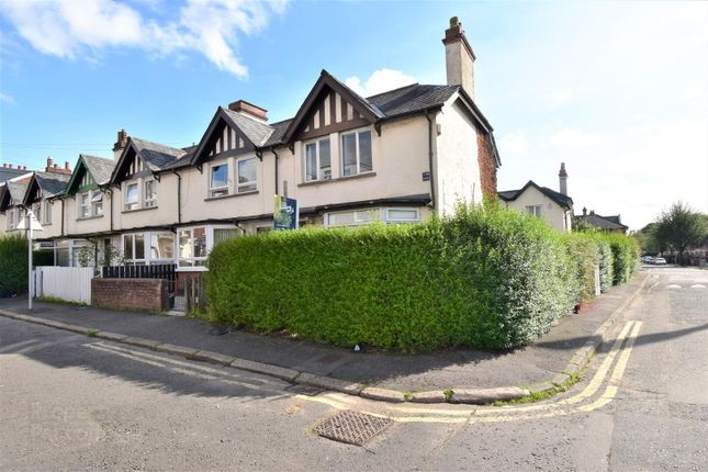 Thumbnail End terrace house to rent in 176 Dunluce Avenue, Belfast