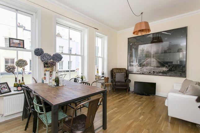 Reception Room of Portobello Road, London W11