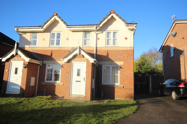 Thumbnail Semi-detached house to rent in Redstart Grove, Worsley, Manchester