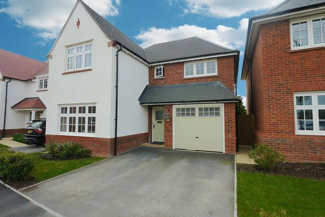 Thumbnail Detached house for sale in Asquith Park, Sutton Courtenay, Abingdon