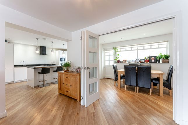 Thumbnail Link-detached house for sale in Clifton Crescent, Shirley, Solihull