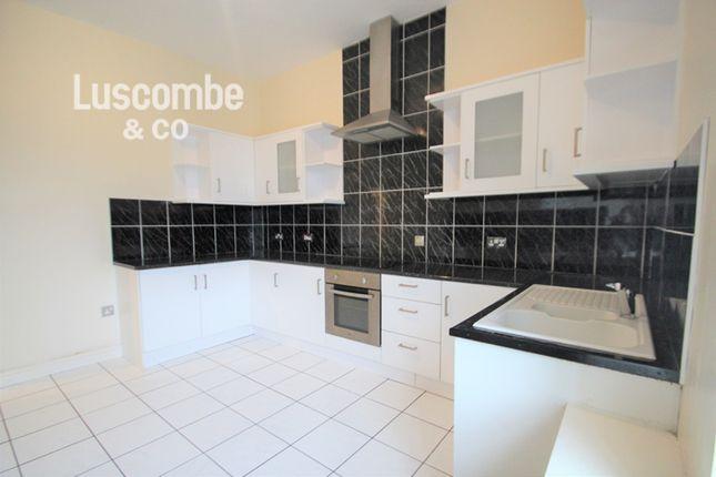 Thumbnail Flat to rent in Melling Court, Osborne Road, Pontypool