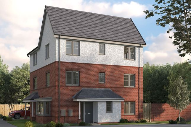 "3 bed semi-detached house for sale in ""The Kenstone "" at Highfield Lane, Rotherham S60"