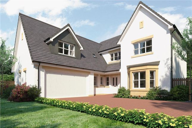 "Thumbnail Detached house for sale in ""Leader"" at Glendrissaig Drive, Ayr"