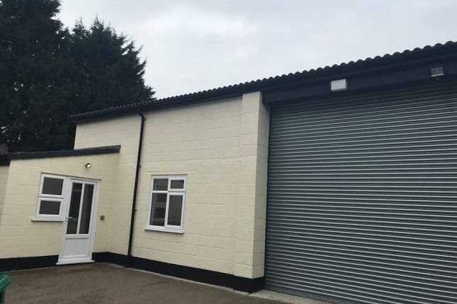 Thumbnail Light industrial to let in 269A Carlton Road, 269A Carlton Road, Nottingham