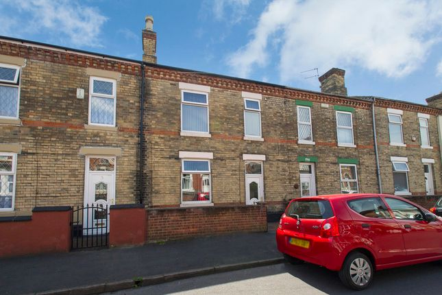 3 bed terraced house for sale in Howard Street, Derby
