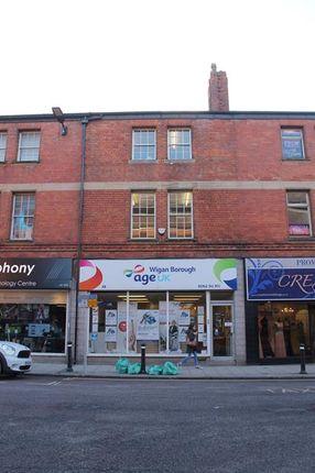 Thumbnail Retail premises for sale in 68 Market Street, Wigan, Lancashire
