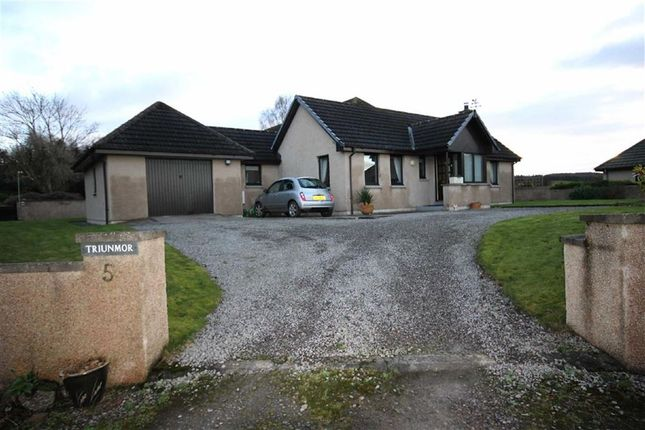 Thumbnail Detached bungalow for sale in Easter Road, Kinloss, Forres