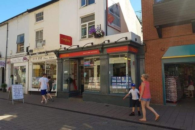 Thumbnail Retail premises to let in 19 Market Street, Market Street, Loughborough
