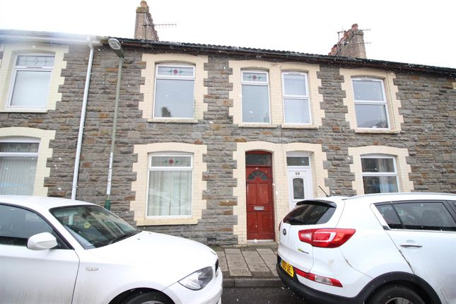Thumbnail Terraced house to rent in Islwyn Street, Cwmfelinfach, Ynysddu, Newport