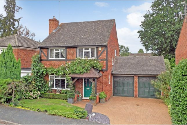 Thumbnail Detached house for sale in Newark Road, Windlesham