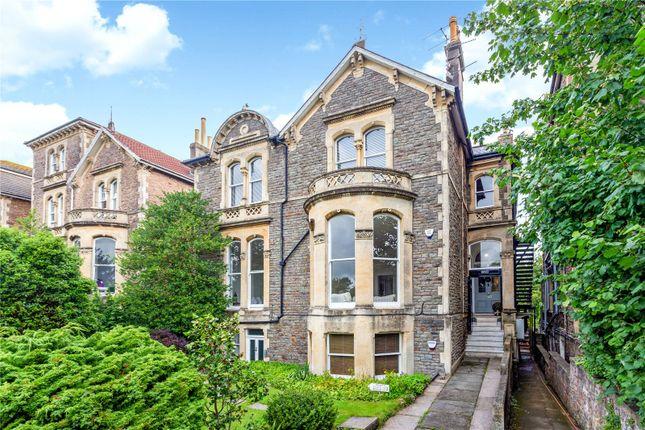 Thumbnail Maisonette for sale in Upper Belgrave Road, Bristol