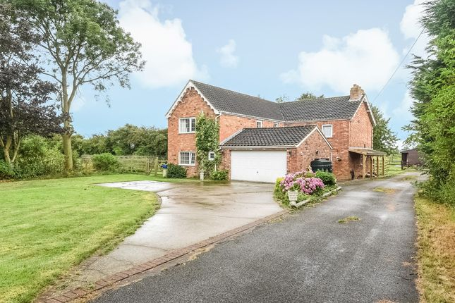 Thumbnail Detached house for sale in Killingholme Airfield, North Killingholme, Immingham