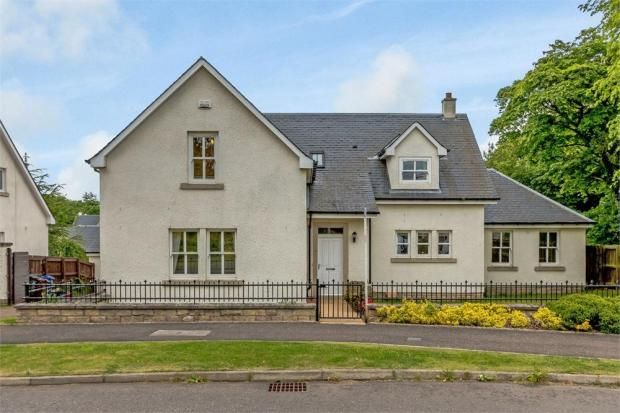 Thumbnail Detached house to rent in Robert Smith Place, Dalkeith
