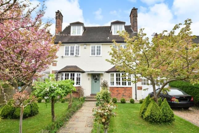 Thumbnail Detached house for sale in Manor Way, Beckenham