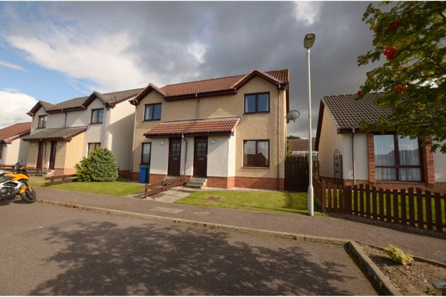 Thumbnail Semi-detached house for sale in Alltan Place, Inverness