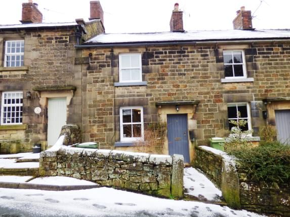 Thumbnail Terraced house for sale in Queen Street, Longnor, Derbyshire
