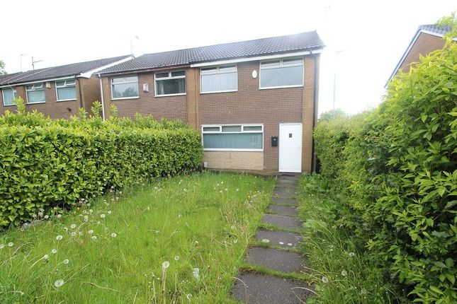 Thumbnail Semi-detached house to rent in 20 Amberley Walk, Chadderton, Oldham