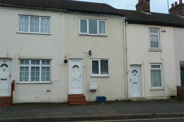 Thumbnail Terraced house for sale in 28 Victoria Road, Fenny Stratford, Bletchley, Milton Keynes