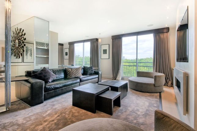 Thumbnail Flat for sale in South Penthouse, Parkside, Knightsbridge, London