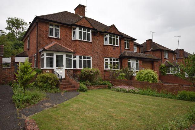 Thumbnail Semi-detached house for sale in Gravel Hill, Addington, Croydon