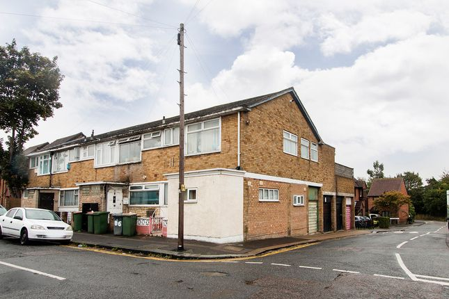 Thumbnail End terrace house for sale in Howards Road, Plaistow