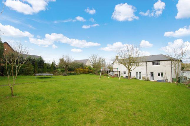 Thumbnail Detached house for sale in Kingsdown Lane, Blunsdon, Swindon