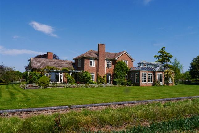 Thumbnail Detached house for sale in Eaton Bishop, Herefordshire