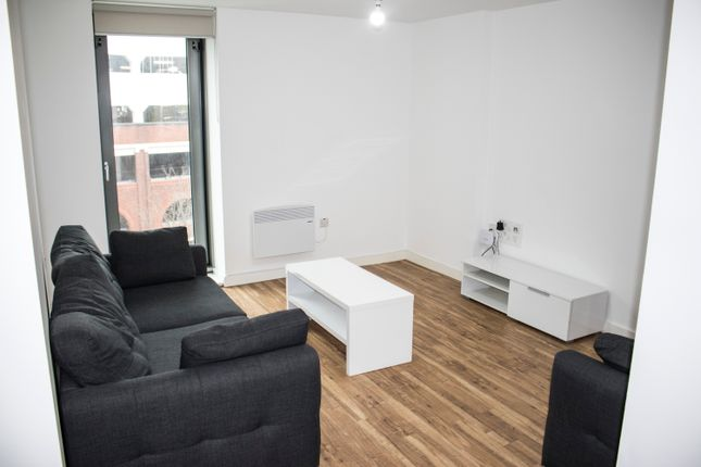 Thumbnail Flat to rent in Michigan Avenue, Salford Quays