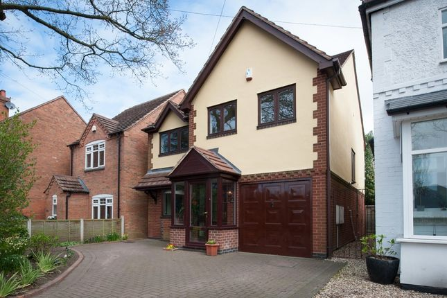 Thumbnail Detached house for sale in Walmley Road, Walmley, Sutton Coldfield