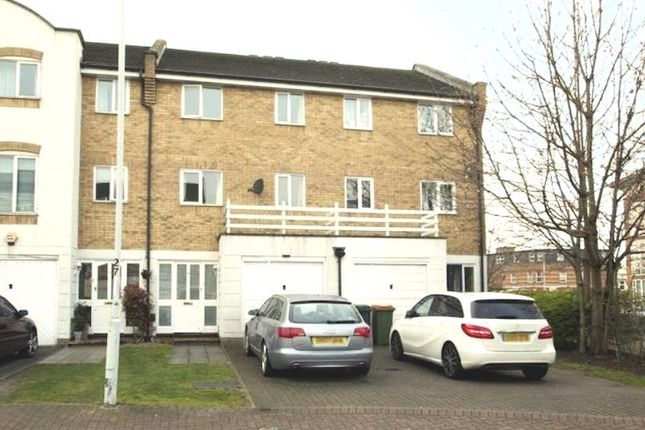 Thumbnail Terraced house for sale in Grimsby Grove, Docklands, London