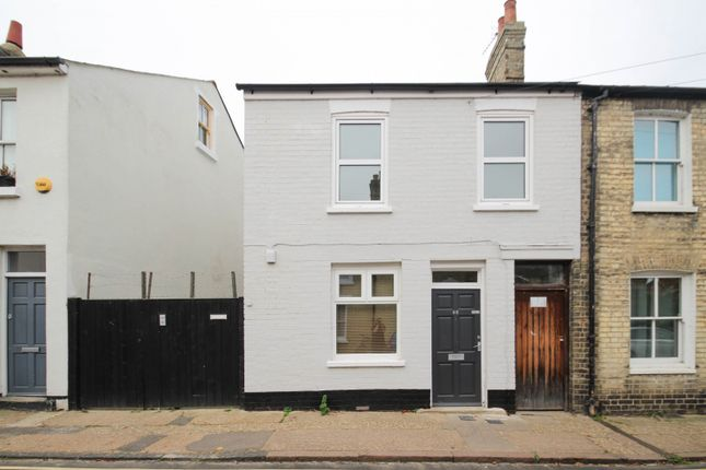 Thumbnail End terrace house to rent in Gwydir Street, Cambridge