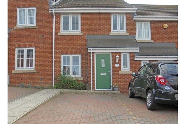 Terraced house for sale in Wentbridge, Sunderland, Tyne And Wear