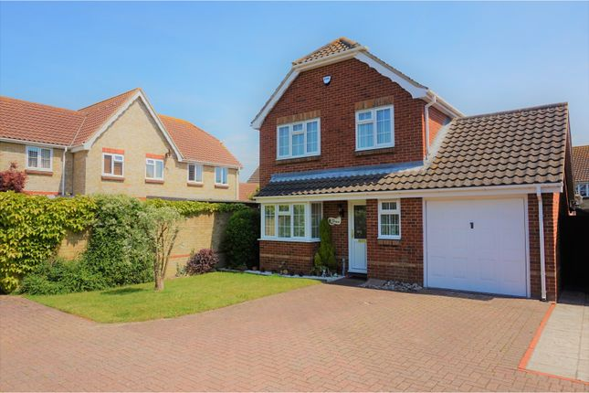 Thumbnail Detached house for sale in Harden Road, Romney Marsh