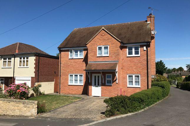 Thumbnail Detached house for sale in Bushnell Close, Headington
