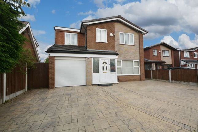 Thumbnail Detached house for sale in St. Andrews Road, Heald Green, Cheadle