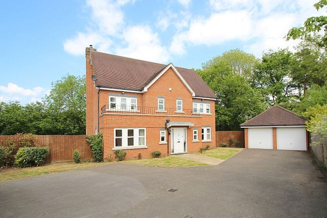 Thumbnail Detached house to rent in Palmerston Close, Royal Earlswood Park, Redhill